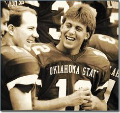 young, mulleted gundy. my heart.