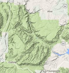 Rio Chama Campground - Abiquiu, New Mexico | Free Campsites Near You