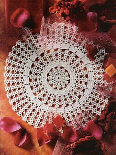 Crochet Knitting Handicraft: MAGIC CROCHET