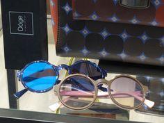Occhiale Alizé di Doge esposto nella boutique Andrea De Lucia a Caserta (CE)