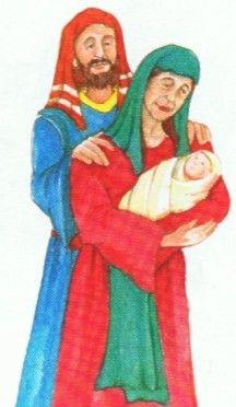 La naissance de Jean-Baptiste