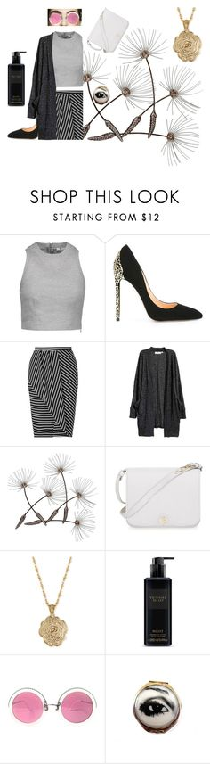 """Learning to fly"" by picale ❤ liked on Polyvore featuring T By Alexander Wang, Cerasella Milano, Miss Selfridge, Furla, 2028, Victoria's Secret and Christian Lacroix"