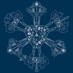 Atlantis Blueprints : Stargate Atlantis, SGA