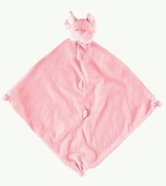 Funbath Angel Dear Pink Elephant Blankie *** Read more info by clicking the link on the image. #NurseryBedding