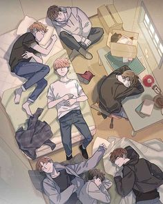 I honestly miss reading save me I wonder if jin does saves them since he couldnt will there be Im fine as a webtoon series #bts