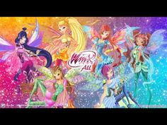 WINX CLUB: Bloomix - Transformation Song HD/HQ - YouTube