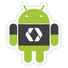 Android Developer Sticker
