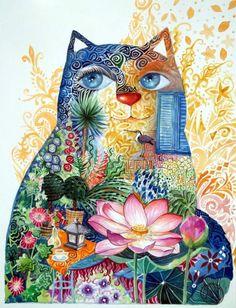 Lotus Chat by Oxana Zaika