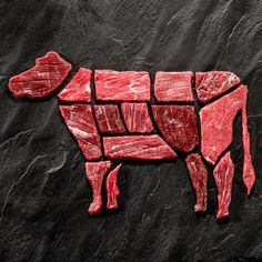 We show meat