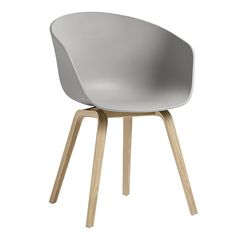 Hay About a Chair AAC22, oak - concrete grey