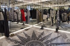 Fausto Puglisi Opens First Store