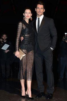 Dolce   Gabbana Front Row Fashion Couple 3a503140b