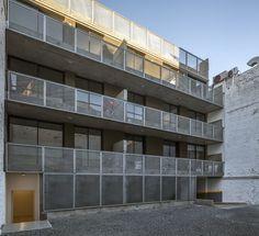 Galería de Vivienda Multifamilar Bolivar / Hitzig Militello arquitectos - 10