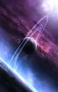 Saturn Dream wallpapers Wallpapers) – Wallpapers For Desktop Space Iphone Wallpaper, Planets Wallpaper, Galaxy Wallpaper, Cool Wallpaper, How The Universe Works, Universe Art, Galaxy Background, Galaxy Painting, Space And Astronomy