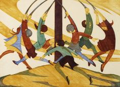 Ethel Spowers ~  The Giant Stride, 1933