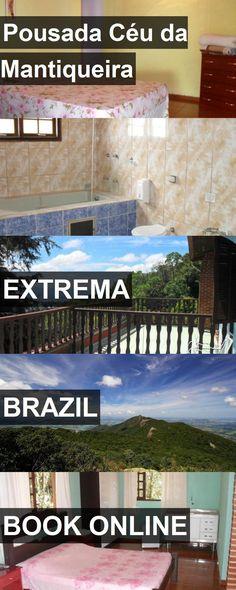 Hotel Pousada Céu da Mantiqueira in Extrema, Brazil. For more information, photos, reviews and best prices please follow the link. #Brazil #Extrema #PousadaCéudaMantiqueira #hotel #travel #vacation