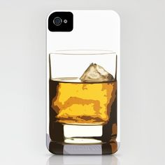 Old Scotch Whiskey  by Franco Nico  IPHONE CASE / IPHONE (4S, 4)  $35.00