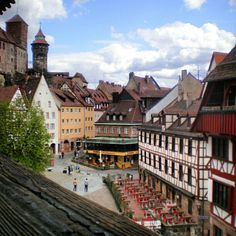 Nuremberg, Bavaria, Germany