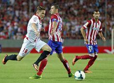 1ª jornada de Liga BBVA. Sevilla FC 1-3 At. Madrid