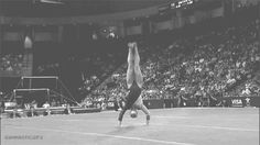 Shawn Johnson, USA | Community Post: 25 GIFs That Prove Women's Gymnastics Is The Work Of Superhumans