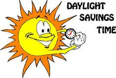 Image result for daylight saving time