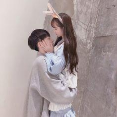 Ulzzang Couple, Ulzzang Boy, Cute Relationship Goals, Cute Relationships, Bff, Girl Korea, Korean Couple, Avatar Couple, Aesthetic Grunge