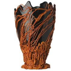 Spaghetti Vase by Gaetano Pesce | From a unique collection of antique and modern vases and vessels at https://www.1stdibs.com/furniture/decorative-objects/vases-vessels/