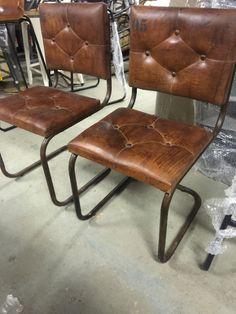 Industriële stoel NR. 05