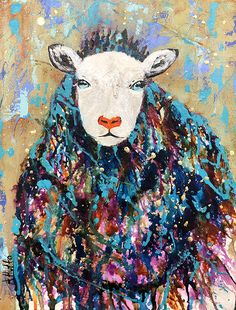 West End Gallery Artist Gallery, Fine Art Gallery, Forest Sketch, Oh My Heart, Gold Leaf, Buy Art, Sheep, Farmhouse Decor, Amy