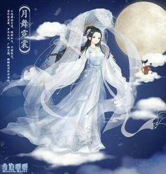 Chang'e and Jade Rabbit