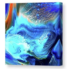 Colorful abstract painting tca by Tiktus Color Art Canvas Prints, Framed Prints, Art Prints, All Wall, Unique Art, Fine Art America, Wall Art, Abstract, Artwork