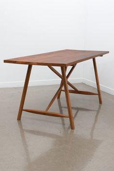 mas o menos esta forma tiene la mesa