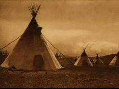 tipi (teepee or tepee) photograph : Piegan Camp in the Foothills. Native American Songs, Native American Wisdom, Native American Indians, American History, Native Indian, Native Art, Indian Music, American Music Awards, Relaxing Music