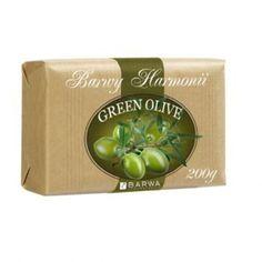 Barwy Harmonii Green Olive
