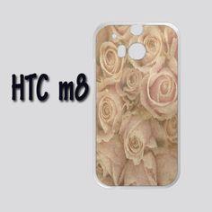 Vintage Camera HTC One M8 Case Htc One M8, Vintage Floral, Phone Cases, Phone Case