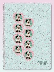 Pussy Deluxe Notebook
