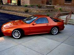 Mazda automobile - good photo