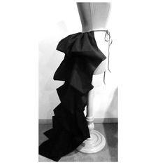 Any Color Long Length  Add a Bustle Skirt by LoriAnn by loriann37, $79.99