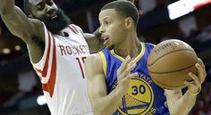 Rockets de Houston y Golden St inician final de Conferencia Oeste