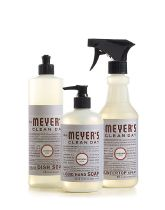 Mrs. Meyer's Clean Day lavender products are wonderful...