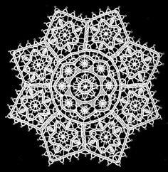 Thread Crochet, Crochet Doilies, Crochet Lace, Lace Design, Pattern Design, Bobbin Lace Patterns, Altar Cloth, Point Lace, Needle Lace