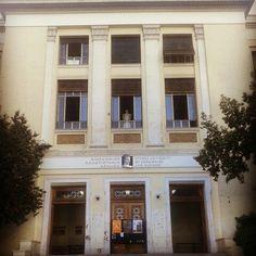 Οικονομικό Πανεπιστήμιο Αθηνών aka ΑΣΟΕΕ.