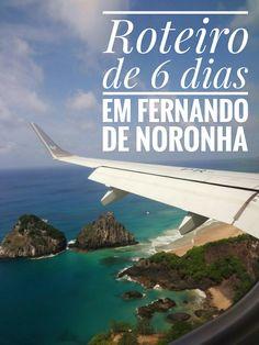 Fernando de Noronha é um verdadeiro paraíso. Com praias paradisíacas e selvagens, uma vibe única e contato direto com a natureza.