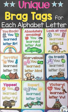Let's face it, learning 26 letters and their sounds can be a daunting task for young children. Alphabet Letters Images, 26 Letters, Teaching The Alphabet, Teaching Kindergarten, Preschool Letters, Preschool Classroom, Future Classroom, Classroom Ideas, Alphabet Activities