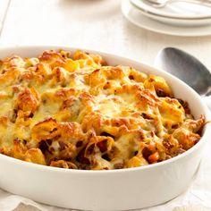 Collect this Beef Ragu Pasta Bake recipe by Perfect Italiano. MYFOODBOOK.COM.AU   MAKE FREE COOKBOOKS