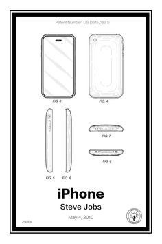 Apple iPhone Patent - Retro Patents
