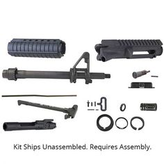 BROWNELLS - AR-15 Short Barreled Rifle Upper Kit - $409.99 (Free S/H over $50 w/Coupon)