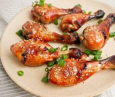 Chef Recipes, Asian Recipes, Snack Recipes, Healthy Recipes, Chicken Wings, Lchf, Pesto, Mozzarella, Tapas