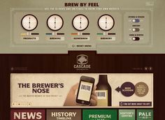20 Incredible Illustrated Web Designs