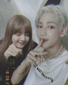 Bambam Lisa, Yg Artist, Kpop Couples, Blackpink And Bts, Korean Couple, K Idol, Blackpink Lisa, Your Girlfriends, Christen